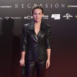 Marta Etura en la Premiere de 'Regresión' en Madrid