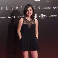 Nadia de Santiago en la Premiere de 'Regresión' en Madrid