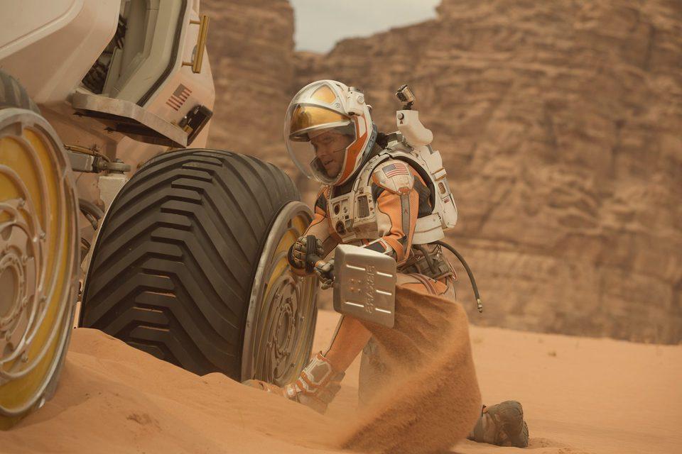 Marte (The Martian), fotograma 18 de 27