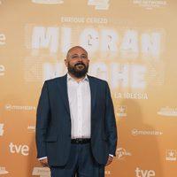 Pepón Nieto en la premiere de 'Mi gran noche' en madrid