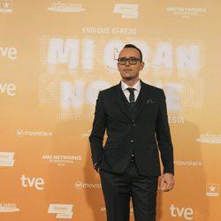Risto Mejide en la premiere de 'Mi gran noche' en Madrid