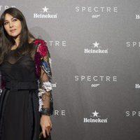 Monica Belluci en la premiere en Madrid de 'Spectre'