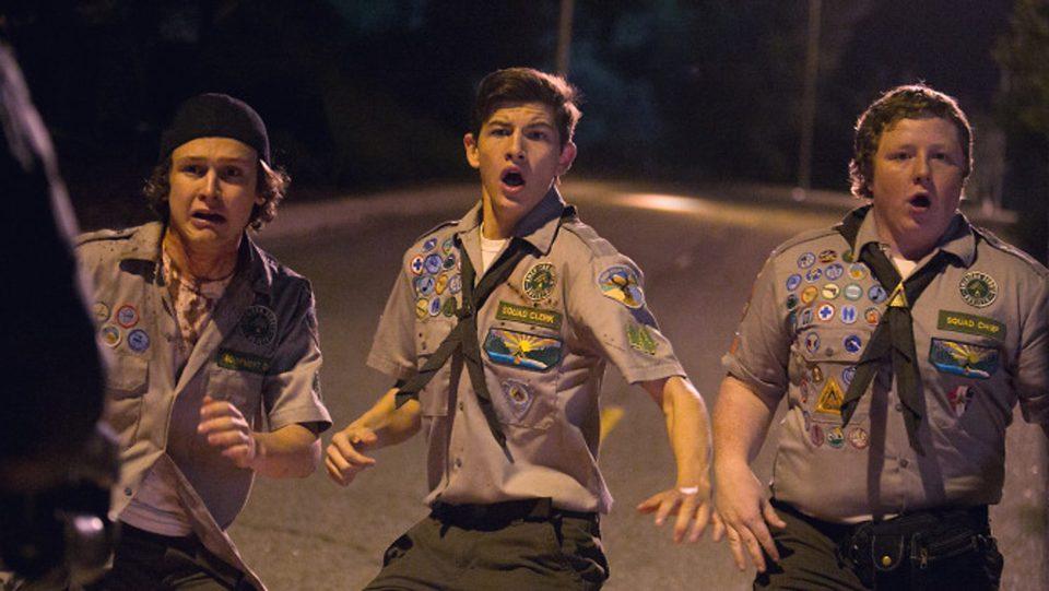Scouts Guide to the Zombie Apocalypse, fotograma 4 de 4