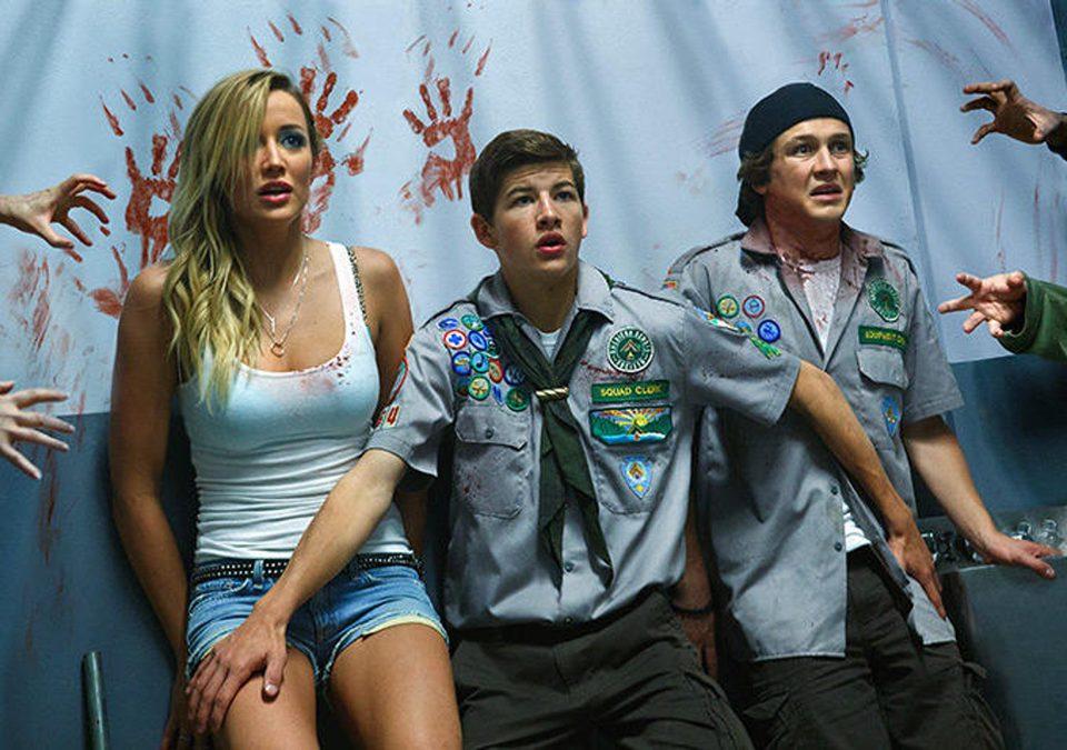 Scouts Guide to the Zombie Apocalypse, fotograma 3 de 4