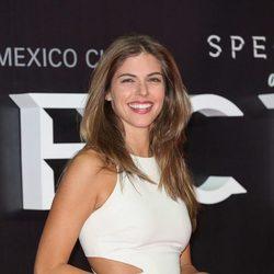 Stephanie Cayo en la premiere de 'Spectre' en Mexico
