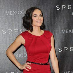 Barbara Mori en la premiere de 'Spectre' en Mexico