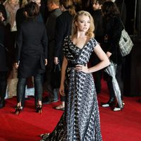 Natalie Dormer attends to 'The Hunger Games: Mockingjay - Part 2' London premiere