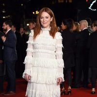 Julianne Moore dazzles in 'The Hunger Games: Mockingjay - Part 2' London premiere