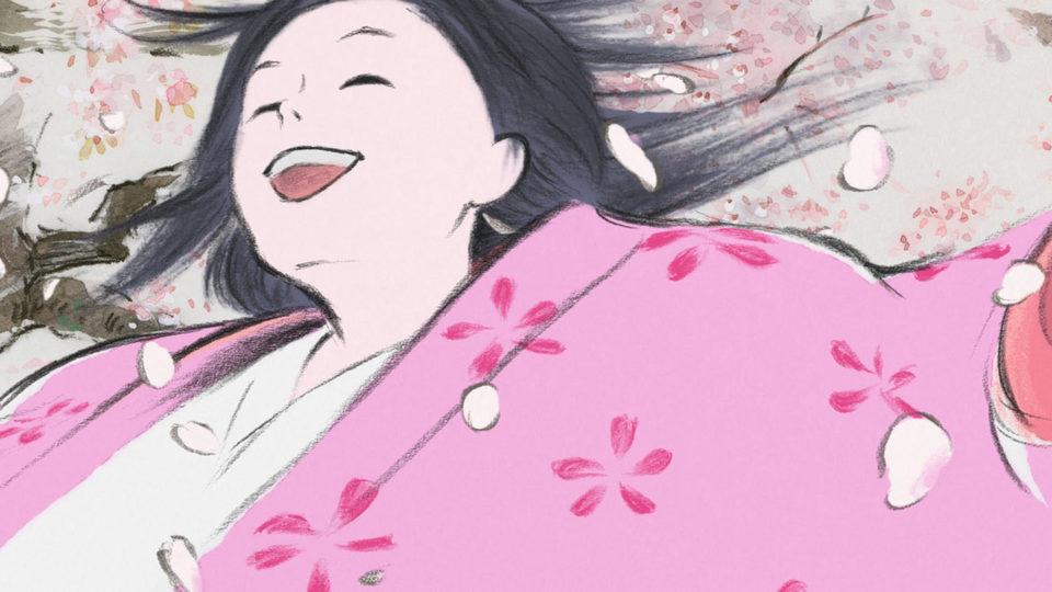 El cuento de la princesa Kaguya, fotograma 1 de 52