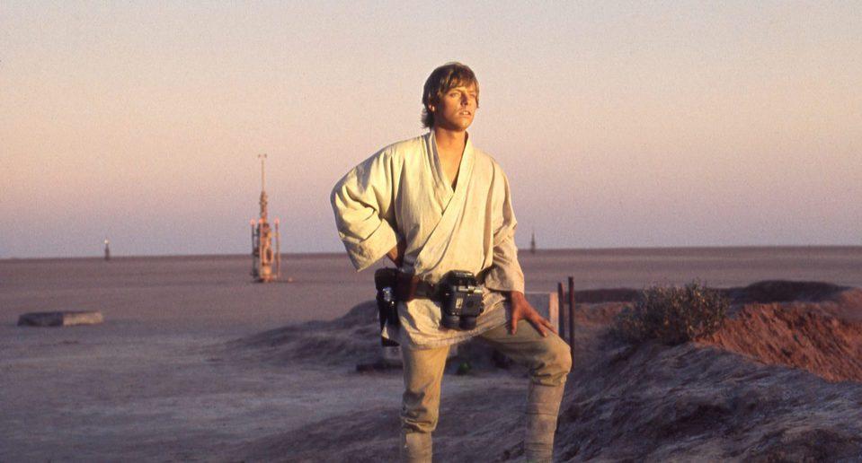 Star Wars: Episodio IV - Una nueva esperanza, fotograma 9 de 9