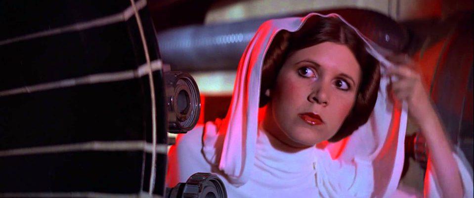 Star Wars: Episodio IV - Una nueva esperanza, fotograma 8 de 9