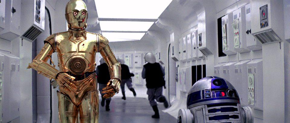 Star Wars: Episodio IV - Una nueva esperanza, fotograma 6 de 9