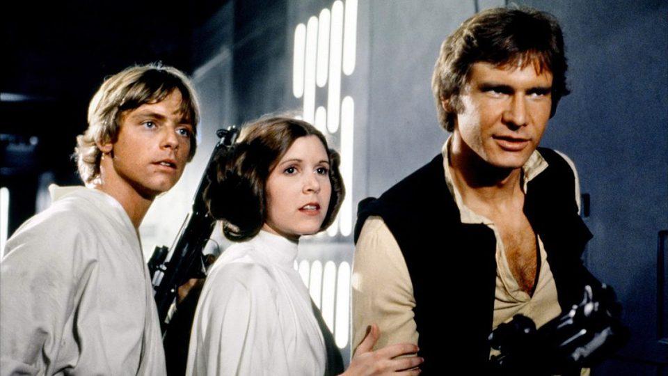 Star Wars: Episodio IV - Una nueva esperanza, fotograma 2 de 9