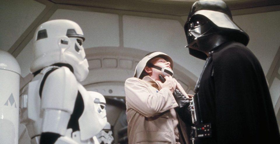 Star Wars: Episodio IV - Una nueva esperanza, fotograma 1 de 9