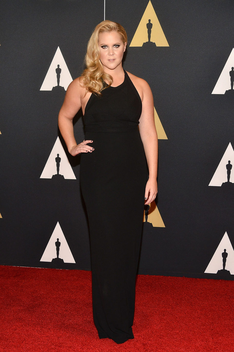 Amy Schumer en los Governor's Awards 2015