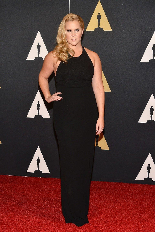 Amy Schumer en los Governor's Awards 2015