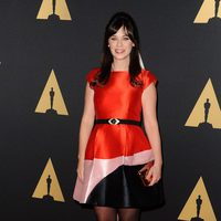 Zooey Deschanel en los Governor's Awards 2015
