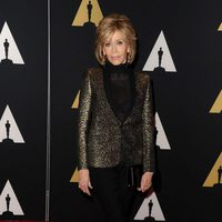 Jane Fonda en los Governor's Awards 2015