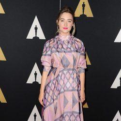 Saoirse Ronan en los Governor's Awards 2015