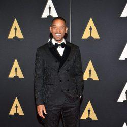 Will Smith en los Governor's Awards 2015