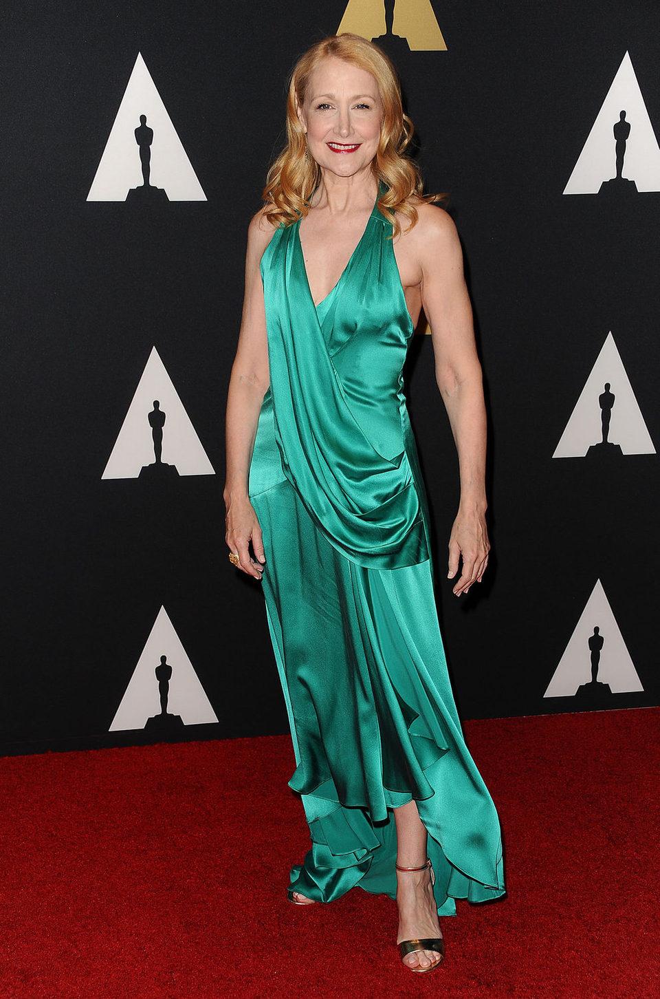 Patricia Clarkson en los Governor's Awards 2015