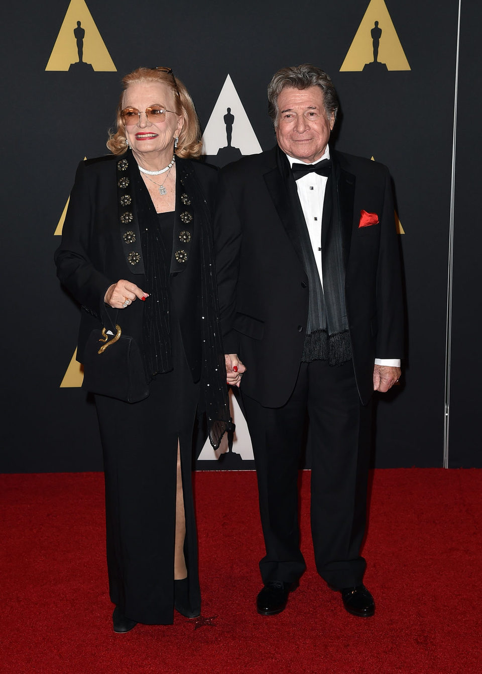Gena Rowlands en la alfombra roja de los Governor's Awards 2015