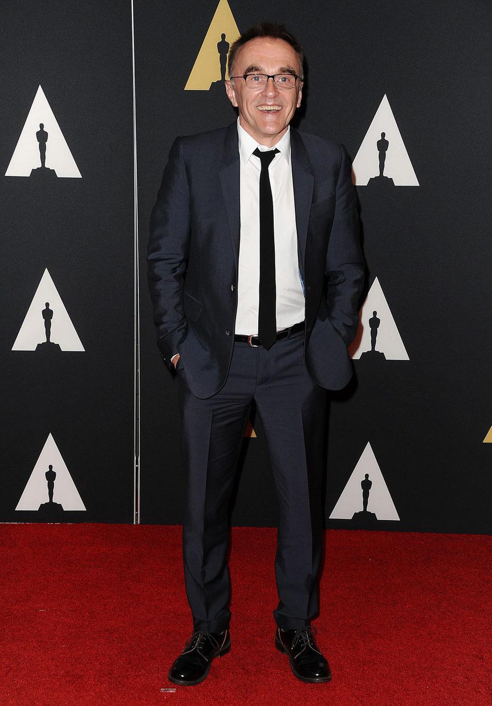 Danny Boyle en los Governor's Awards 2015