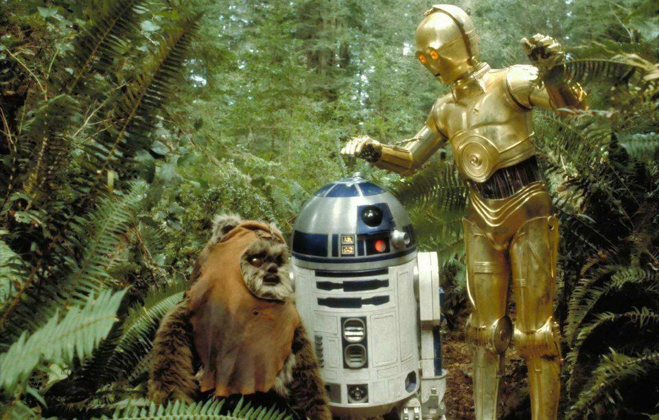 Star Wars: Episodio VI - El retorno del Jedi, fotograma 9 de 9