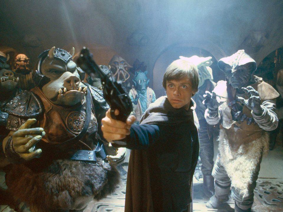 Star Wars: Episodio VI - El retorno del Jedi, fotograma 7 de 9