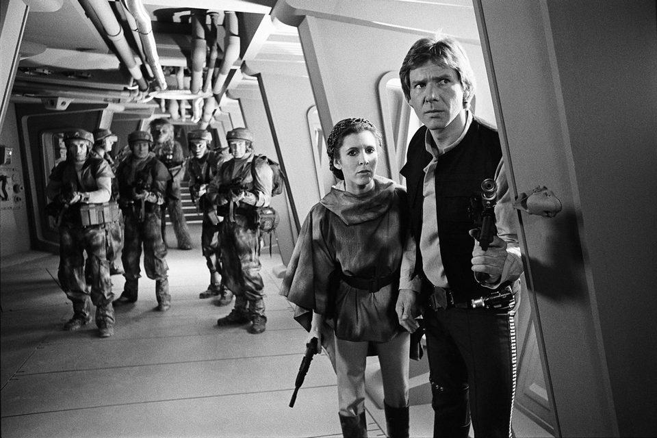 Star Wars: Episodio VI - El retorno del Jedi, fotograma 6 de 9