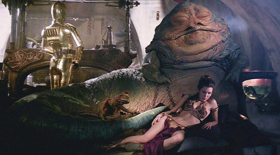 Star Wars: Episodio VI - El retorno del Jedi, fotograma 5 de 9
