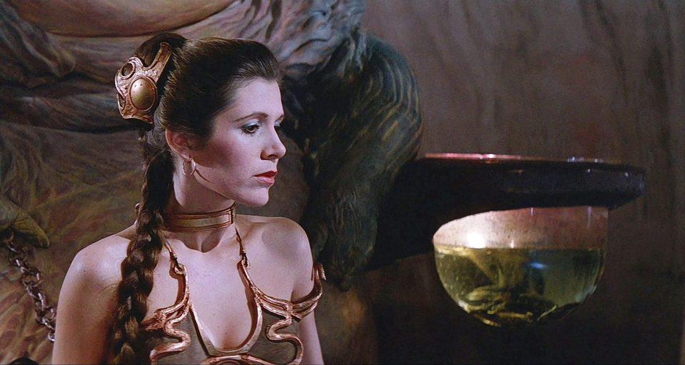 Star Wars: Episodio VI - El retorno del Jedi, fotograma 4 de 9