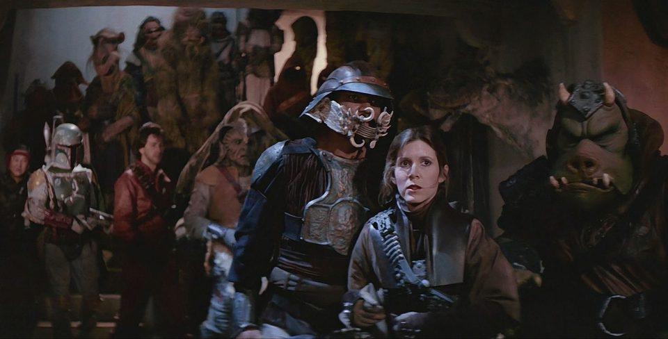 Star Wars: Episodio VI - El retorno del Jedi, fotograma 3 de 9