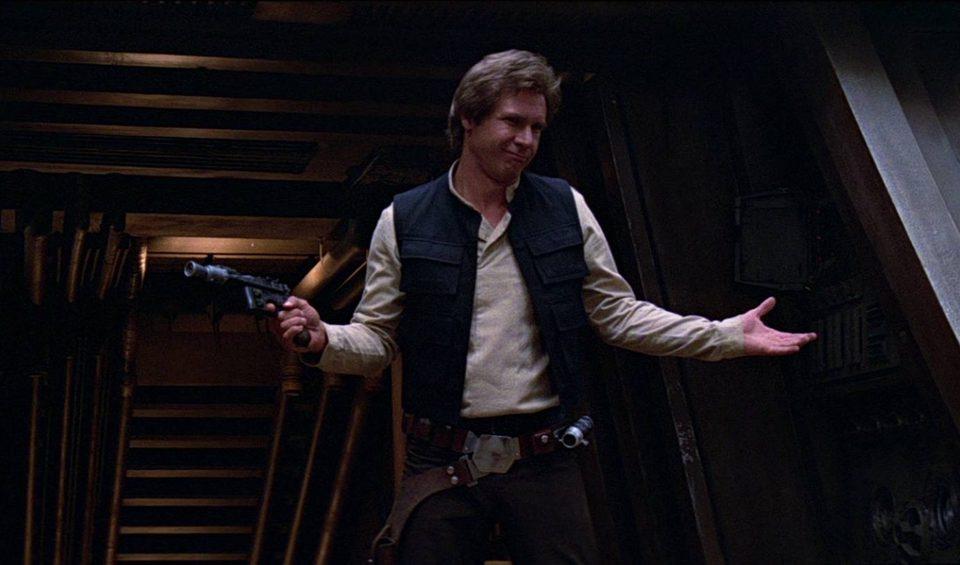 Star Wars: Episodio VI - El retorno del Jedi, fotograma 2 de 9