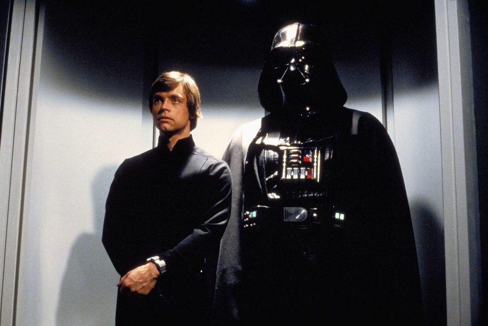 Star Wars: Episodio VI - El retorno del Jedi, fotograma 1 de 9