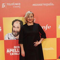 Carmen Machi en la Premiere de 'Ocho apellidos catalanes'