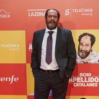 Karra Elejalde en la Premiere de 'Ocho apellidos catalanes'