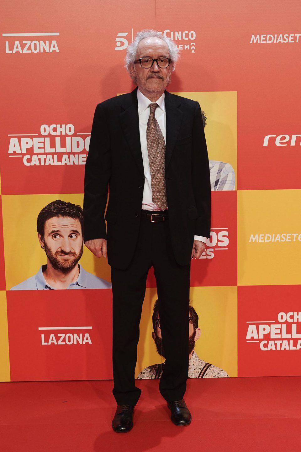 Emilio Martínez Lázaro en la Premiere de 'Ocho apellidos catalanes'
