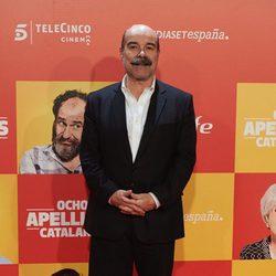 Antonio Resines en la Premiere de 'Ocho apellidos catalanes'