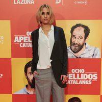 Ana Fernández García en la Premiere de 'Ocho apellidos catalanes'