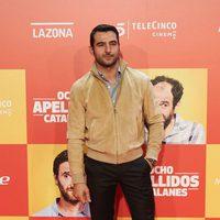 Antonio Velázquez en la Premiere de 'Ocho apellidos catalanes'