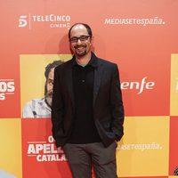 Jordi Sánchez en la Premiere de 'Ocho apellidos catalanes'