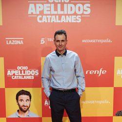 Luis Miguel Seguí en la Premiere de 'Ocho apellidos catalanes'
