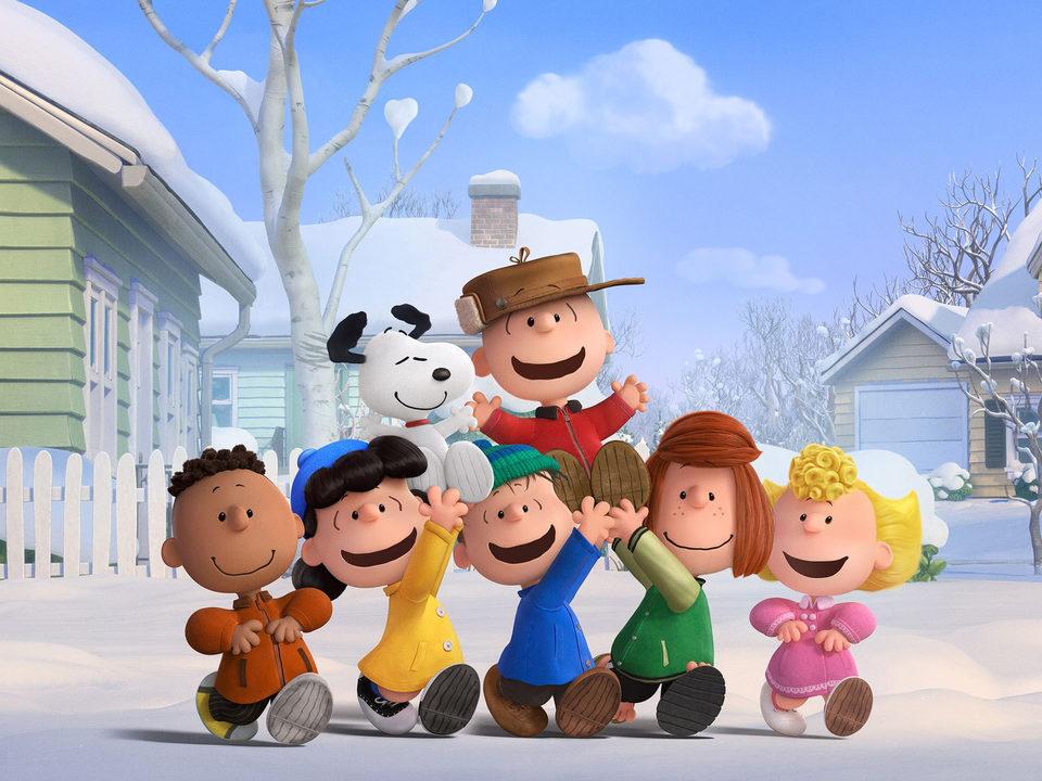 Carlitos y Snoopy: La película de Peanuts, fotograma 5 de 18