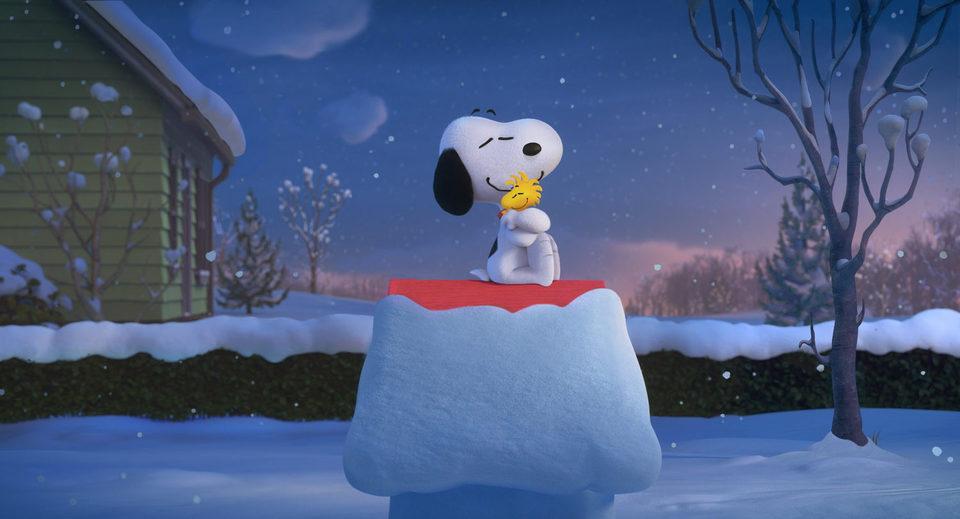 Carlitos y Snoopy: La película de Peanuts, fotograma 3 de 18