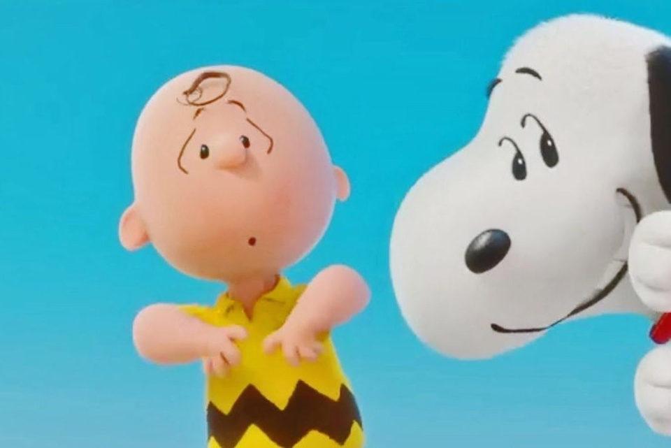 Carlitos y Snoopy: La película de Peanuts, fotograma 2 de 18