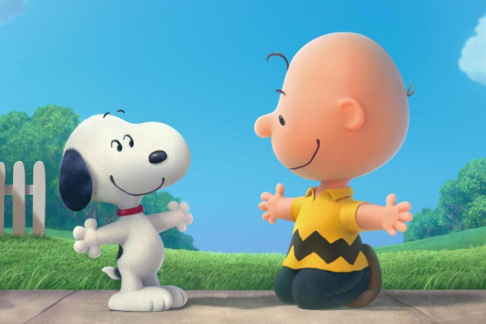 Carlitos y Snoopy: La película de Peanuts, fotograma 1 de 18