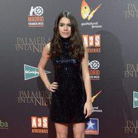 Claudia Traisac en la premiere de 'Palmeras en la nieve' en Madrid
