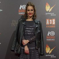 Silvia Alonso en la premiere de 'Palmeras en la nieve' en Madrid