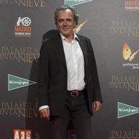 José Coronado en la premiere de 'Palmeras en la nieve' en Madrid